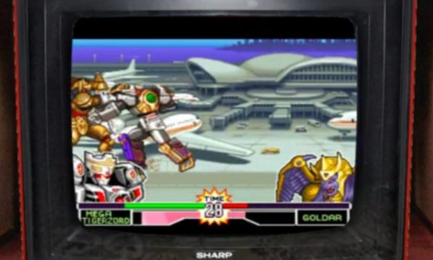 So… Mighty Morphing Power Rangers: The Fighting Edition