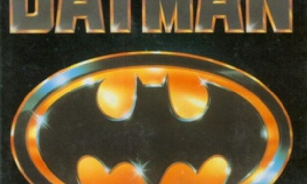 So… Batman on the NES
