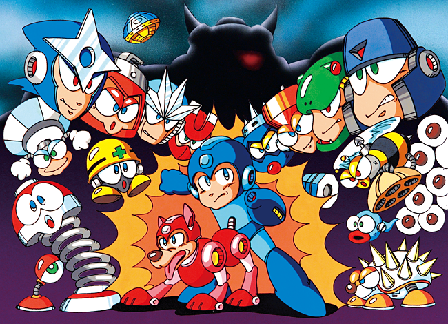 It was 30 Years Ago Today: Mega Man 3