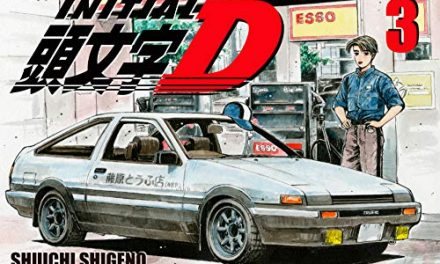 Initial D: No seriously it's awesome.