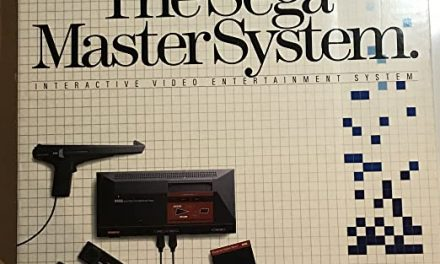 Sega Master System: My Consolences if You Had One