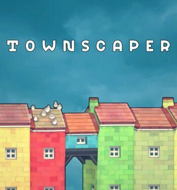 Townscaper: Oh It's Over? Did it Start?
